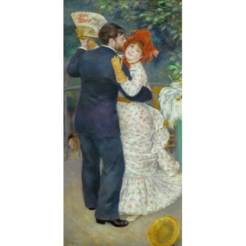 Comprar  - Cuadro A Dance in the Country online - Renoir, Pierre Auguste
