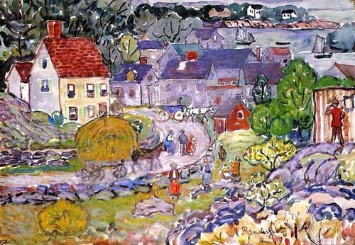 Comprar for children - The Hay Cart online - Prendergast, Maurice