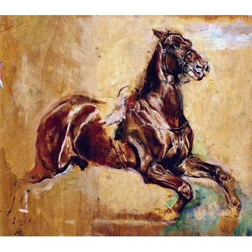 Comprar animals - Estudio de caballo online - Meissoner, Jean Louis
