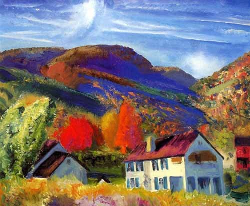 Comprar landscapes - Mi casa, Woodstock online - Bellows, George