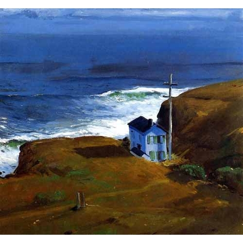 Comprar seascapes - Shore House online - Bellows, George